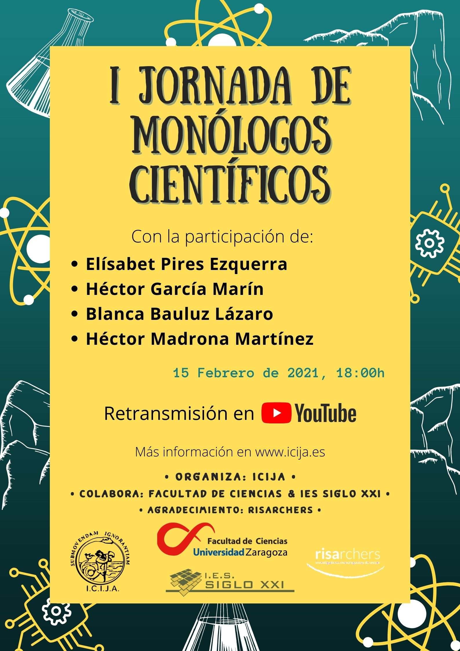 Cartel_I Jornada monólogos científicos (1)